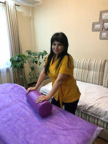 Акция массаж Одесса