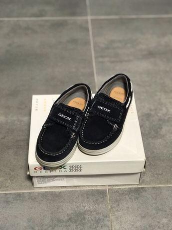 Взуття для хлопчика. Geox. Мокасини Geox. 27р