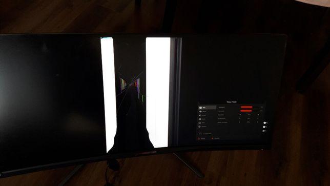 Monitor Acer Predator X34 Uszkodzony