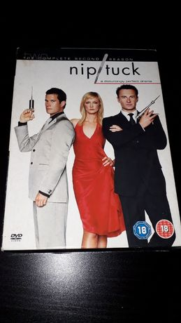 Série Nip/Tuck - 2ª temporada completa (dvd)