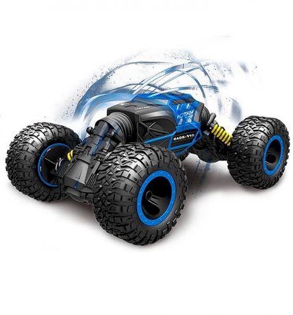 Неубиваемая машинка для трюков Monster Car