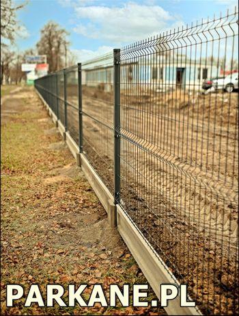 Ogrodzenie panelowe 123 Fi4 Panel ogrodzeniowy 1,23