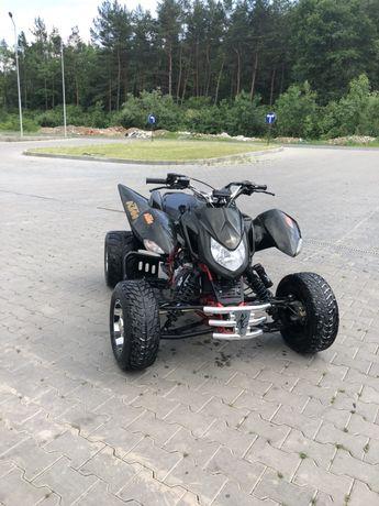 Продам квадроцикл triton 350 к.b 2015 року