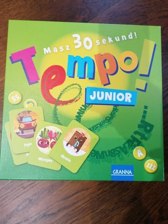 Gra Tempo Junior, masz 30 sekund!