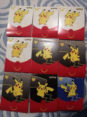 Pokemon mcdonald's