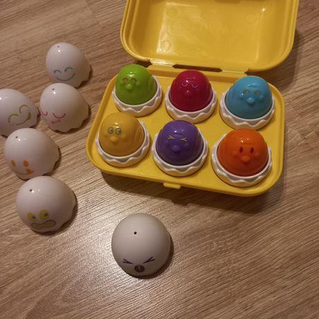 Sorter jajka zabawka Tomy