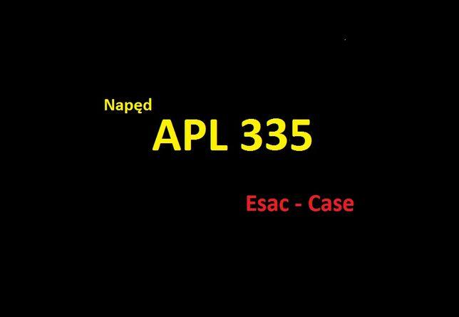 Element Napęd APL 335 ( zwolnica orzech /atak półoś piasta ) Case Fend
