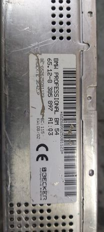 BMW E39 tuner BM54