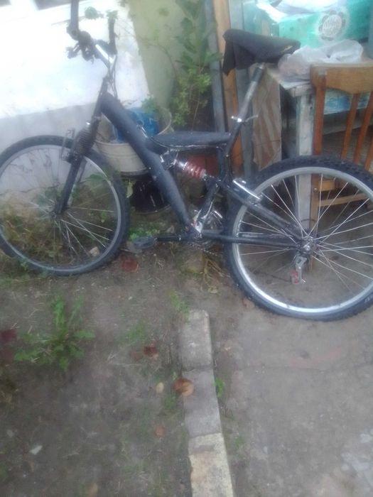 Велосипед двух подвеска горняк в хорошем состоянии Херсон - изображение 1