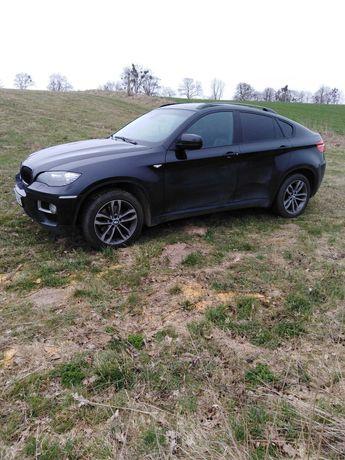 Bmw X6 40d 306ps 2013 rok bezwypadkowy z Niemiec
