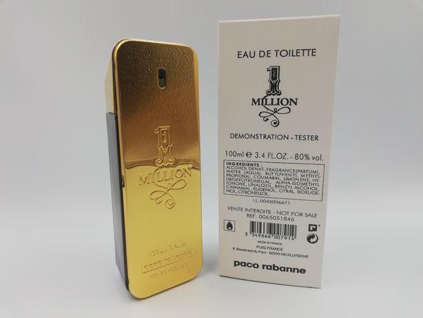 Perfumy PACO RABANNE One Million  100ml Tester Wyprzedaż