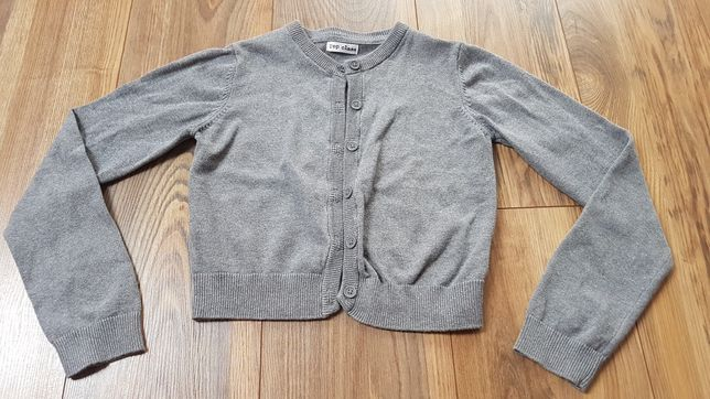 Sweter 134 sweterek kardigan jak nowy