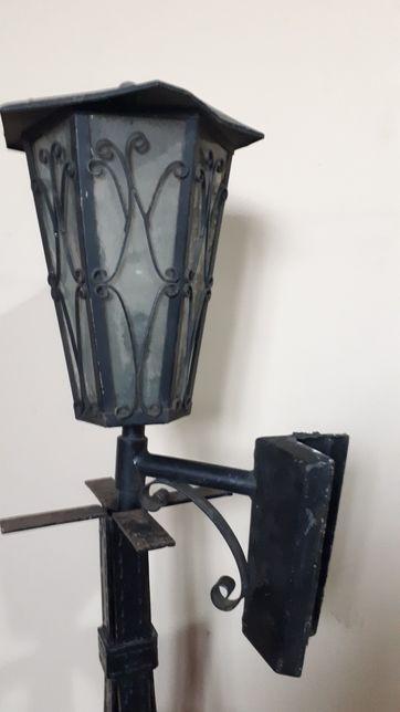 Latarnia,  lampa ogrodowa