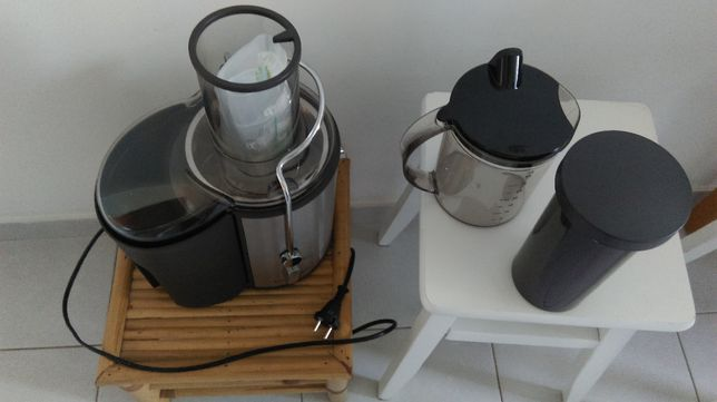 Niemiecka sokowirowka- zdrowe soki dla calej rodziny