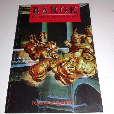 Barok Historia Literatura Sztuka Janusz Pelc