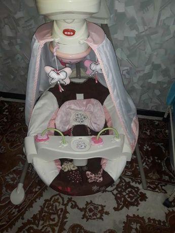 качелька для малюка