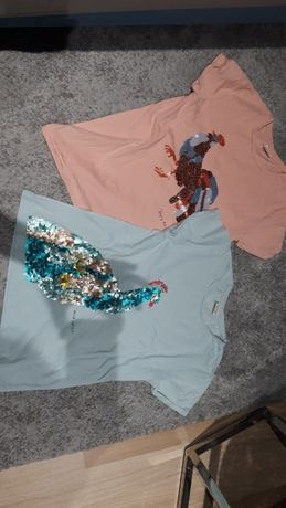 Koszulki zara