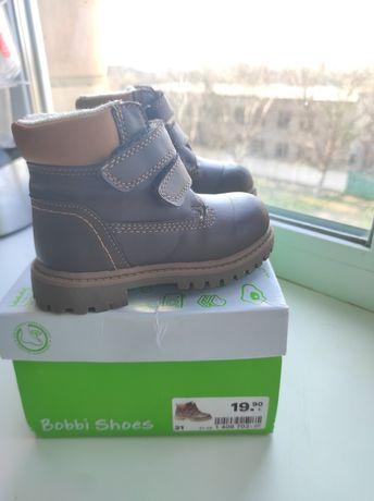 Ботиночки ботинки демисезонные деми