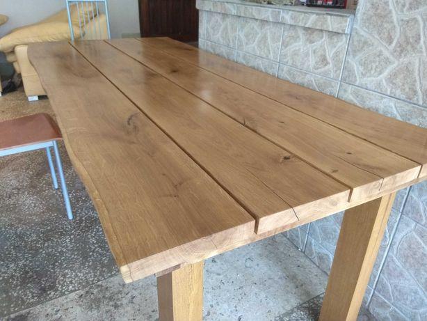 Stół dębowy , stół ogrodowy