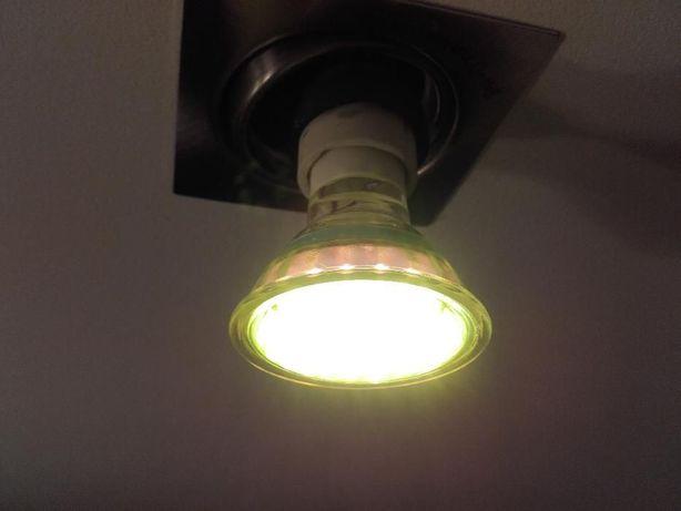 Żarówka LED warm white, GU10, 1W, 230V