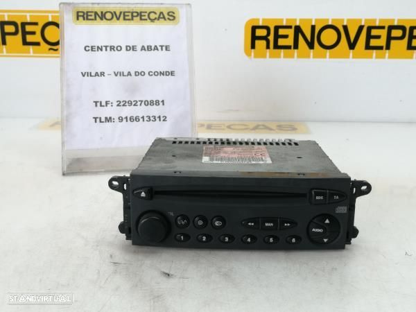 Auto Radio Citroen C5 I (Dc_)