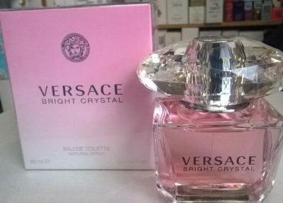 "Versace Туалетная вода ""Bright Crystal"" 90 мл Версачи Брайт Кристал"