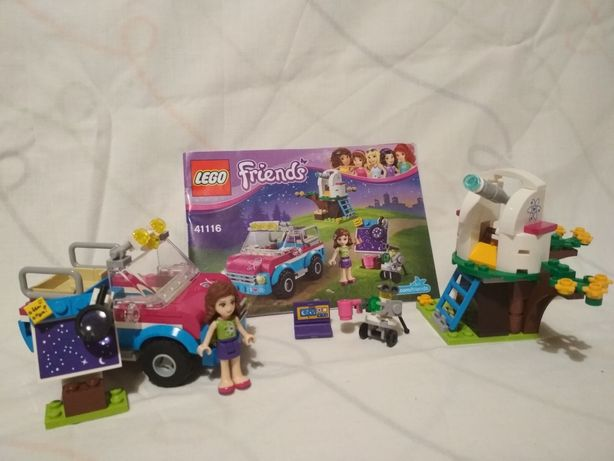 LEGO Friends 41116.