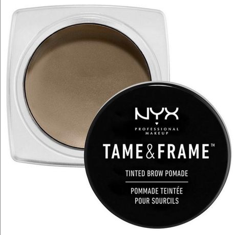 Nyx помадка для бровей помада тени brenette оригинал