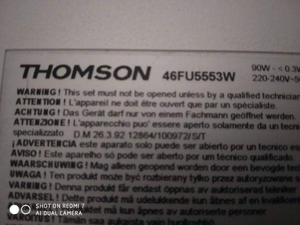 Телевизор на запчасти Thomson 46FU5553W