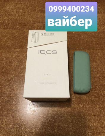 Iqos 3 дуо белый цвет в наличии