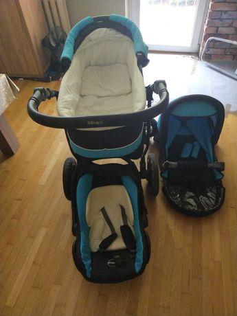 Sprzedam wózek 3w1 firmy baby merc