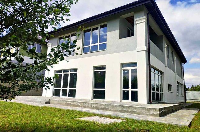 Дом в Гореничах на 6 сотках с отделкой