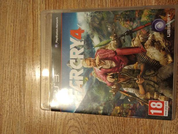 Farcry4 PS3 PS 3 100%sprawna