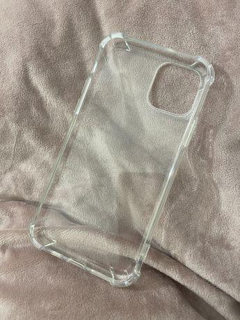 Etui, case iPhone 11 PRO X XS ochronny, przeźroczysty, wstrzasoodporny