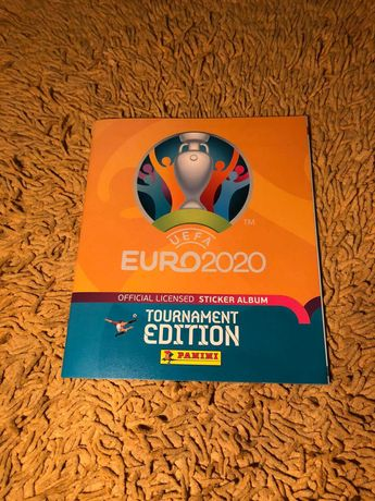 Caderneta Euro 2020