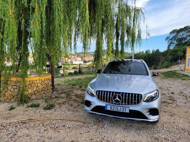 Vendo ou troco por imóvel  Mercedes  glc 250 4 matic 204 cv