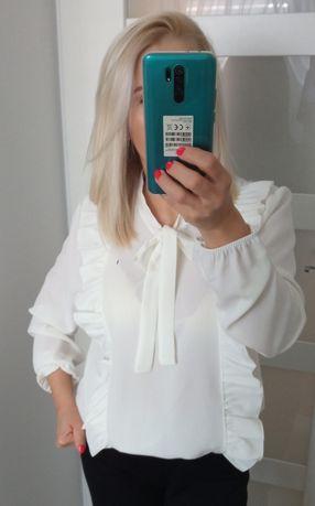 !!! WYPRZEDAŻ !!! Włoska elegancka bluzka