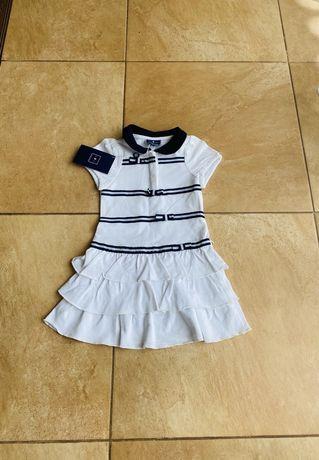 Платье Blue Bears на девочку 2-4 года