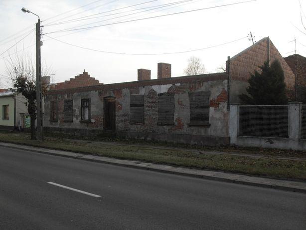 Sprzedam dom wraz z zabudowaniami gospodarczymi Konstantynów Łódzki