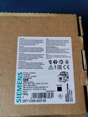 Stycznik Siemens 3RT1056-6AP36