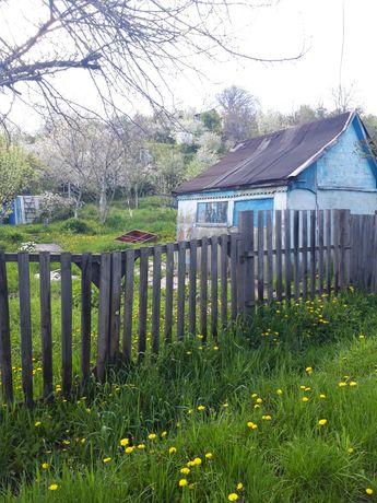 Дача участок с огорода