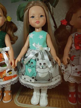 Одежда платье кукла Паола Рейна Paola Reina