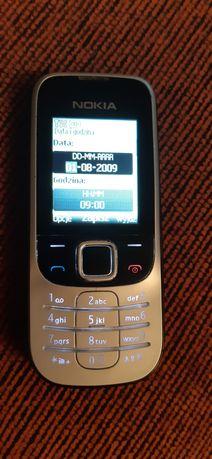 Nokia 2330c stan bardzo dobry ładowarka  bez kartonika
