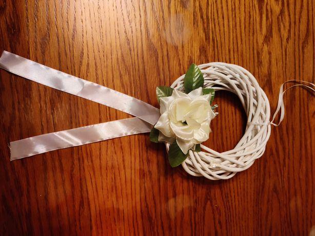 Ozdoby weselne na bramę