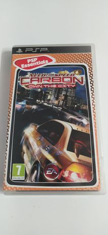 PSP gra Need For Speed Carbon polskie wydanie