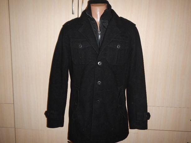 Пальто бушлат jack & jones р.м(46-48) куртка