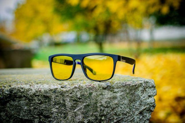 Очки для водителя антифары антиблик очки ночного видения