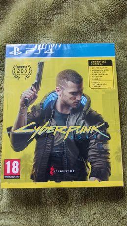 Cyberpunk 2077 PS4 / PS5 nowa