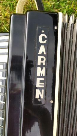 Akordeon Carmen super stan