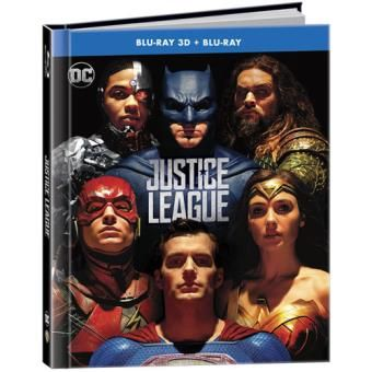 Digibook Liga da justiça